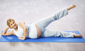 Allenamento donne in gravidanza