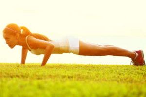 allenamento senza attrezzi