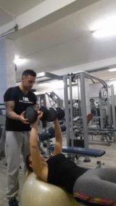 daniele macri personal trainer roma allenamento petto