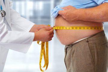 relazione tra obesità e testosterone