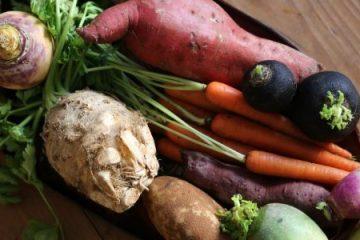 tuberi e radici-benefici dei prodotti naturali